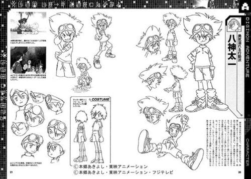 Image 2 for Digimon Series Memorial Book Digimon Animation Chronicle Art Book