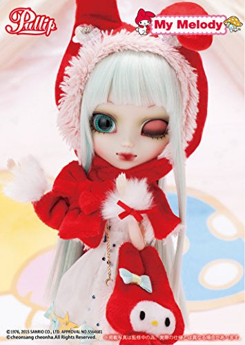 Image 4 for Onegai My Melody - My Melody - Pullip - Pullip (Line) P-159 - 1/6 - My Melody x HEN-NAKO (Groove)