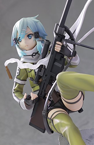 Image 5 for Sword Art Online II - Sinon - 1/8 - Phantom Bullet (Kotobukiya)