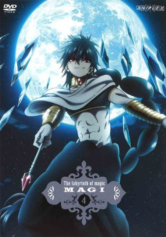 Magi: The Labyrinth Of Magic 4