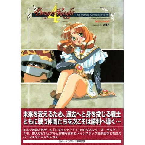 Image for Dragon Knight 4 Perfect Collection Book