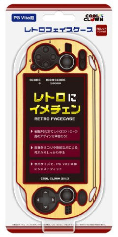 Image for Retro Face Case for PSVita