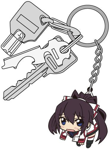 Image 3 for IS: Infinite Stratos - Shinonono Houki - Keyholder - Rubber Keychain - Tsumamare (Cospa)