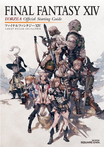 Image for Final Fantasy Xiv Official Starting Guide