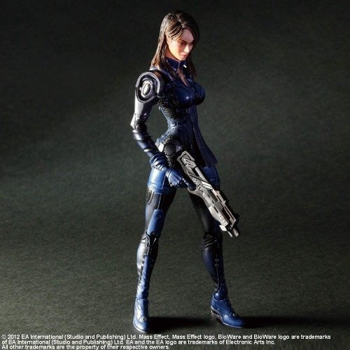 Image 6 for Mass Effect 3 - Ashley Williams - Play Arts Kai (Square Enix)