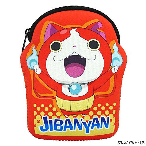 Image 1 for Youkai Watch Soft Pouch for 3DS LL (Jibanyan Ver.)