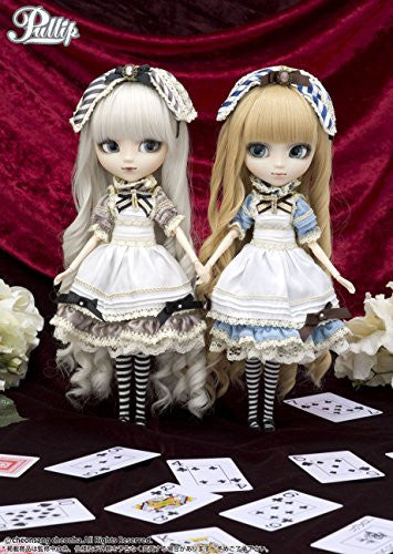 Image 12 for Pullip P-129 - Pullip (Line) - Classical Alice - 1/6 - Sepia Version (Groove)