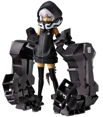 Image for Black ★ Rock Shooter - Strength - Figma - SP-018 (Max Factory)