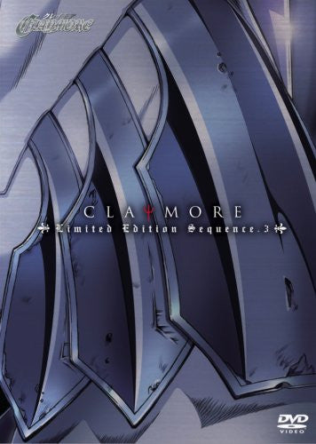 Image 1 for Claymore Limited Edition Sequence.3 [Limited Edition]