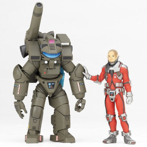Image 8 for Starship Troopers - Mobile Infantry Suit - Revoltech - Revoltech SFX - Studio Nue Design - 37 (Kaiyodo)