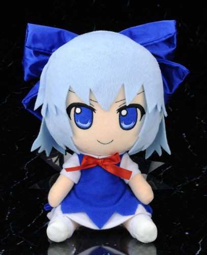 Image 1 for Touhou Project - Cirno - Nendoroid Plus - 43 (Gift)