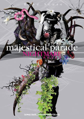 Nightmare   Majestical Parade   Band Score