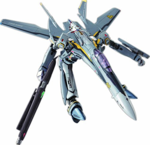 Image 12 for Macross Frontier - Macross Frontier The Movie ~Sayonara no Tsubasa~ - VF-25S Messiah Valkyrie (Ozma Lee Custom) - DX Chogokin - 1/60 - Renewal Ver. (Bandai)