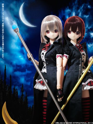 Image 2 for Luluna - Azone Original Doll - Black Raven - 1/3 - Moonlit Raven, The Beginning of the End (Azone)