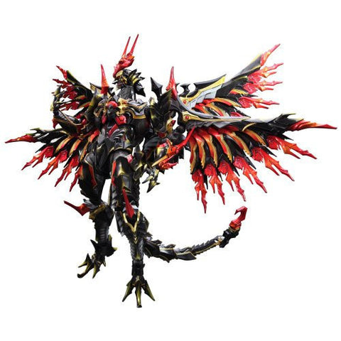 Image for Final Fantasy - Bahamut - Variant Play Arts Kai (Square Enix)
