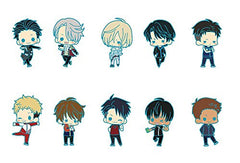 Yuri on Ice Rubber Strap Collection Box
