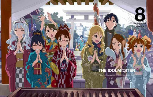 Image 1 for The Idolmaster 8 [Blu-ray+CD Limited Edition]
