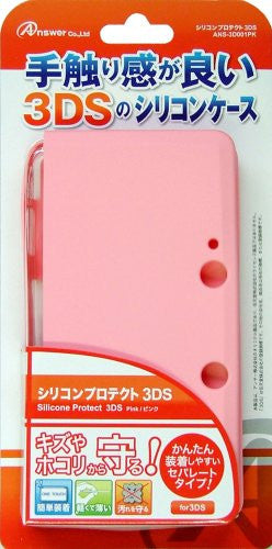 Image 1 for Silicon Protect 3DS (Pink)
