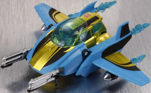 Image 3 for Transformers Animated - Bumble - TA39 - Jetpack Bumblebee (Takara Tomy)