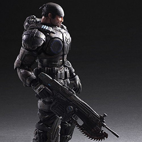 Image 6 for Gears of War - Marcus Fenix - Play Arts Kai (Square Enix)