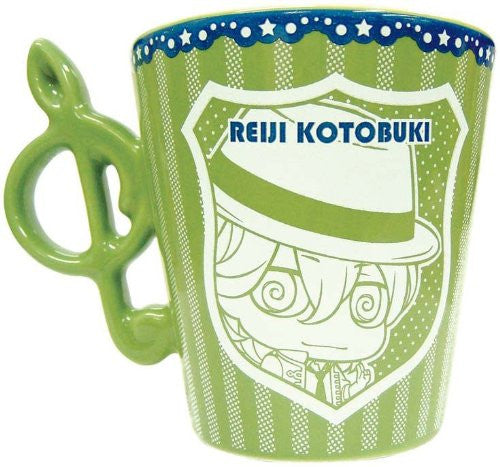 Image 2 for Uta no☆Prince-sama♪ Debut - Kotobuki Reiji - Mug - Chimipuri (Broccoli)