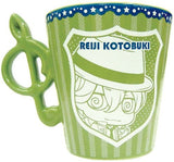 Thumbnail 2 for Uta no☆Prince-sama♪ Debut - Kotobuki Reiji - Mug - Chimipuri (Broccoli)