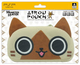 Thumbnail 3 for Monster Hunter Character Pouch (Airou)