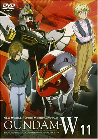 Image for Mobile Suit Gundam W / Gundam Wing 11