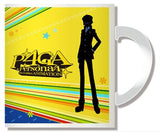 Thumbnail 2 for Persona 4: the Golden Animation - Shirogane Naoto - Mug (Penguin Parade)