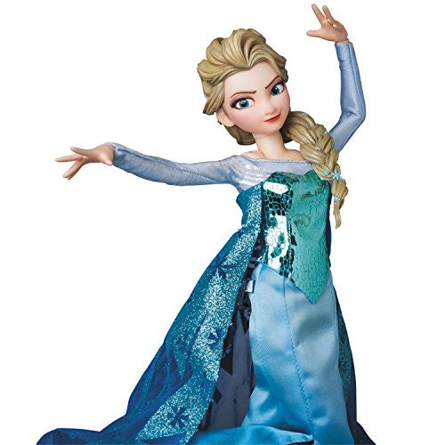 Image 6 for Frozen - Elsa - Real Action Heroes No.729 - 1/6 (Medicom Toy)