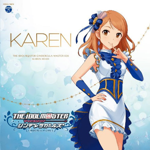 Image for THE IDOLM@STER CINDERELLA MASTER 028 Hojo Karen