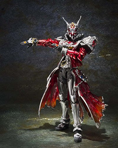 Image 12 for Kamen Rider Wizard - S.I.C. - Flame Dragon Style, All Dragon (Bandai)