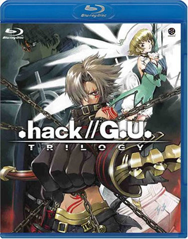 Image for .hack//G.U. Trilogy