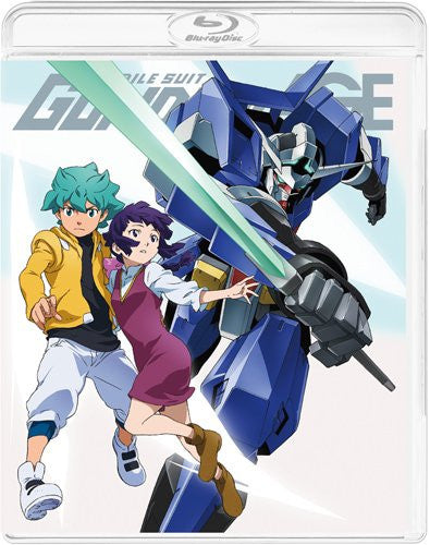 Image 1 for Mobile Suits Age Vol.4 Deluxe Version [Limited Edition]
