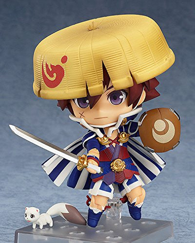 Image 5 for Fushigi no Dungeon: Fuurai no Shiren 5 Plus - Fortune Tower to Unmei no Dice - Koppa - Shiren - Nendoroid #525 - Super Movable Edition (Good Smile Company)