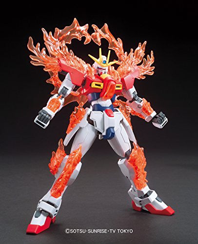 Image 2 for Gundam Build Fighters Try - TBG-011B Try Burning Gundam - HGBF #028 - 1/144 (Bandai)
