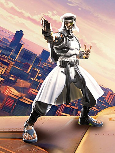 Image 7 for Street Fighter V - Rashid - S.H.Figuarts