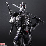 Thumbnail 5 for X-Force - Deadpool - Play Arts Kai - Variant Play Arts Kai - X-Force ver.