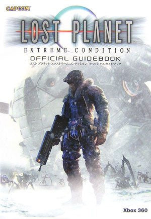 Image 1 for Lost Planet Extreme Condition Official Guide Book (Capcom Official Book) / Ps3
