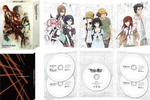 Image for Steins - Gate Fuka Ryoiki No Deja vu [4CD+Blu-ray Limited Edition]