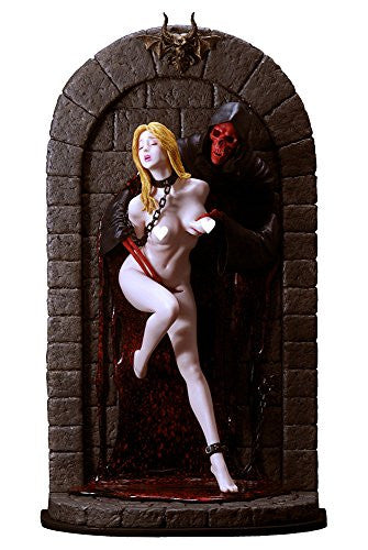 Image 1 for Shungo Yazawa Original Figure Series - Hell Seducer - 1/6 - Blonde ver. (Blackberry)