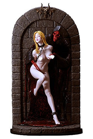 Image for Shungo Yazawa Original Figure Series - Hell Seducer - 1/6 - Blonde ver. (Blackberry)