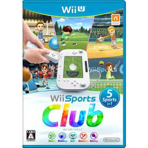 Image for Wii Sports Club