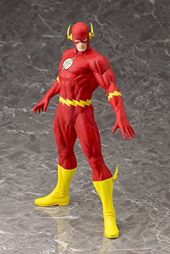 Image 3 for Justice League - Flash - ARTFX Statue - 1/6 (Kotobukiya)