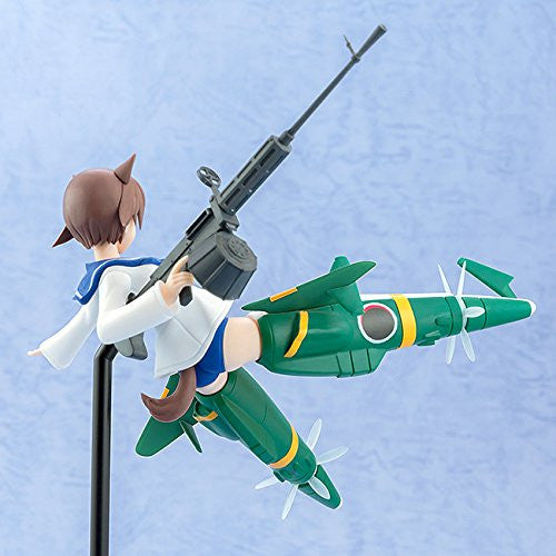 Image 2 for Strike Witches Movie - Sakamoto Mio - Plamax MF-06 - Minimum Factory - 1/20 (Max Factory)