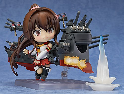 Image 6 for Kantai Collection ~Kan Colle~ - Yamato - Nendoroid #520 (Good Smile Company)