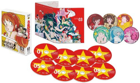 Image for Urusei Yatsura Blu-ray Box Vol.3