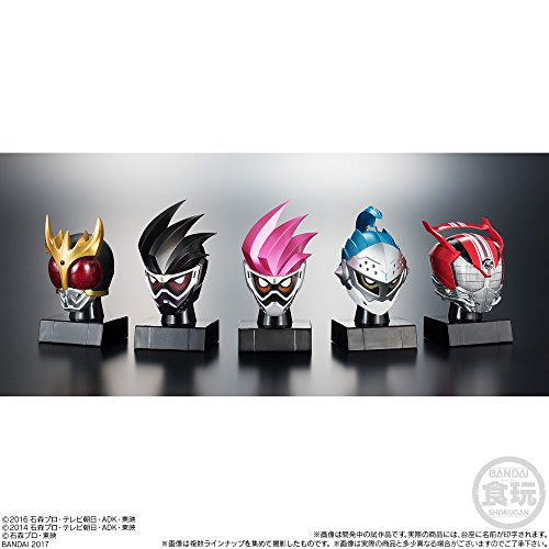 Kamen Rider Ex-Aid - Bandai Shokugan - Candy Toy - Kamen Rider Masked World - Masker World 3 - Action Gamer Level 2 (Bandai)