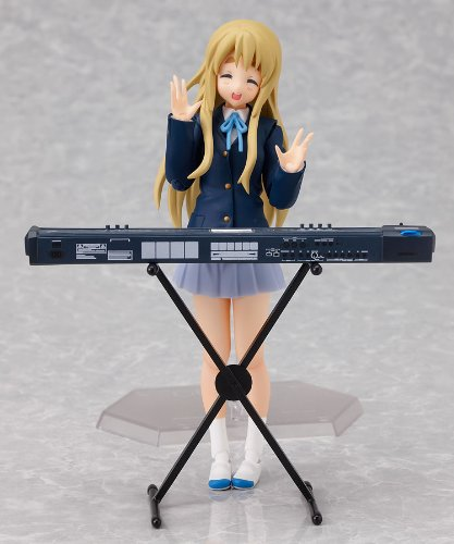 Image 3 for K-ON! - Kotobuki Tsumugi - Figma #059 - School Uniform Ver. (Max Factory)