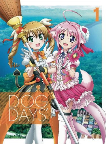 Image 1 for Dog Days' 1 [Limited Edition]